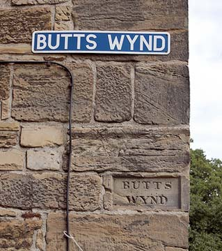butts-wynd
