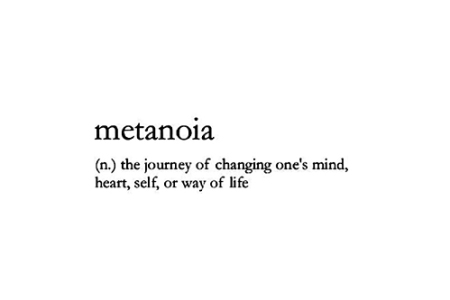 blog metanoia